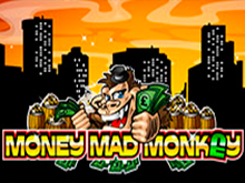 Money Mad Monkey в казино